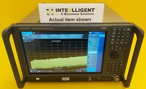 Loaded Keysight N9040b 50ghz Uxa Signal Analyser 510mhz Bw Preamp Nf Phase Noise