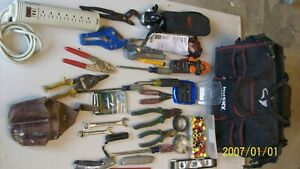 Electrician Hand Tools