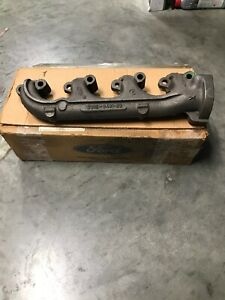 Nos Left Exhaust Manifold 1971 74 Ford Torino Mustang 302 V 8 D1oe 9431 Bb