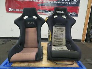 Jdm Bride Seats Honda Integra Type R Dc2 Seats Civic Eg Ek