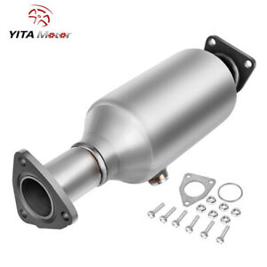 Yitamotor Exhaust Catalytic Converter For 1998 1999 2002 For Honda Accord 2 3l