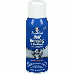 Permatex 80073 Belt Dressing Condition 16 Oz Aerosol Can 12 Oz