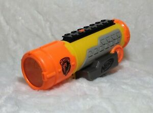 NERF N-Strike Element EX-6 Tactical Rail Scope with Flip Lens Attachment $19.67