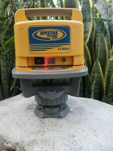 Spectra Precision Ll500 Rotary Laser Level