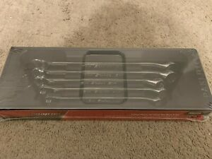 New Snap On 5 Pc Metric Flank Drive 10 Offset Box Wrench Set Xbm605a 10 19mm