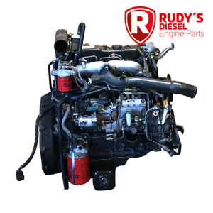 Isuzu Diesel Npr Nqr 92 98 3 9 4bd2 Tc Good Running Engine