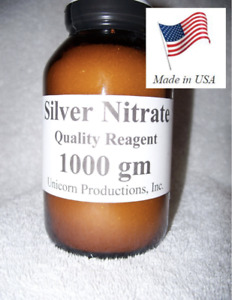 Silver Nitrate Upi Metals Quality Reagent