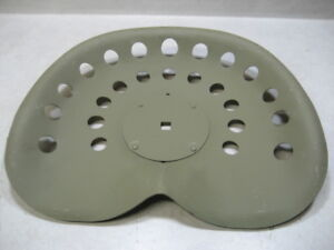 John Deere Model D gp a b New Repro 24 Hole Pan Seat