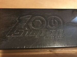 New Snap On Tools Limited Edition 100th Anniversary No 7 Ratchet New