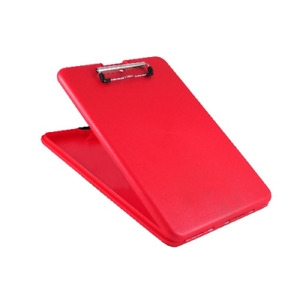 Slimmate Storage Clipboard Letter a4 Red