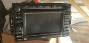 05 06 2006 Jeep Dodge Am Fm Radio Nav Rec Everything Works But Nav
