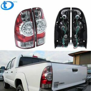 2005 2015 Led Tail Lights Brake Lamps Left Right For 2005 2015 Toyota Tacoma Us