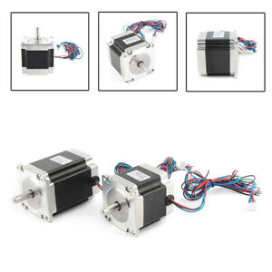 57byhg56 Motor 1 8 1 0 3m Wire 56mm 76mm 2a For 3d Printer Reprap Replacement