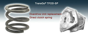 Transgo A500 518 618 Overdrive Spring High Temp Hd 88 04 Tfod Sp