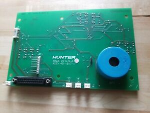 Hunter Engineering Balancing Machine Display Board Part 45 1017 1
