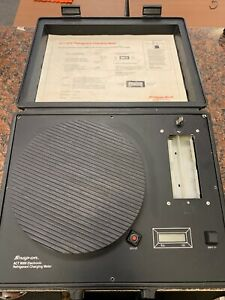 Snap On Act 9000 Automatic Charging Meter Refrigerant Scale P23