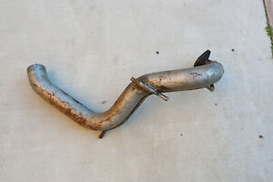 1986 1988 Toyota Pickup 4runner 22rte 22r Turbo Charger Piping Pipe Ct20 Oem