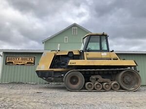 Caterpillar 65 Challenger Track Tractor 300hp Cat Cheap Low Cost Shipping