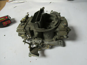 Holley 4 Barrel Carburetor List 7005 2 For Mopar V8 S Nos