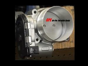 Ported Coyote 5 0 Throttle Body 2018 2019 Mustang Gt Gt Premium F150 Tb