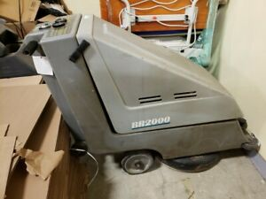 Commercial Floor Scrubber Machine See Pics For The Details