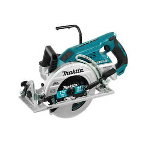 Makita Drs780z 36v Lithium ion 7 1 4 In Cordless Brushless Rear Handle Circular