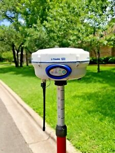 Trimble R6 Model 4 Gps Gnss Galileo Rtk Rover Receiver 450 470mhz