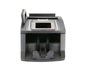 Money Counting Led Display Machine C01 With Uv Magnetic And Infrared Detection