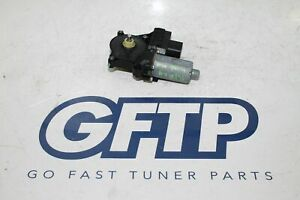 09 15 Nissan Gtr R35 Oem Drivers Left Lh Window Motor Factory Stock Assembly