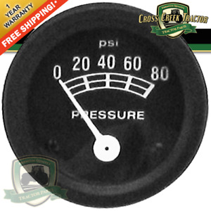 Fad9273a New Oil Pressure Gauge Black For Ford Naa 500 600 700 800 900