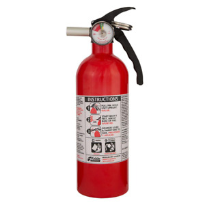 Fire Extinguisher Home Car Truck Auto Garage Kitchen Dry Chemical Emergency New