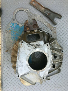 1969 Fmx Ford 351w 351c Bell Housing C9zp 7976 Mustang Comet Falcon Ranchero