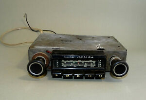 Vintage Old Mercedes Benz Becker Europa Radio