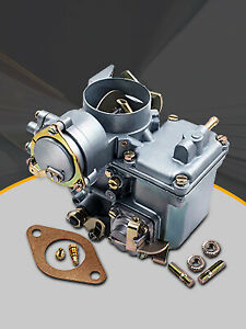Fit Vw Volkswagen 34 Pict 3 Carburetor 12v Electric Choke 113129031k Screws Kit
