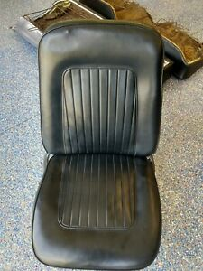 1967 Oe Camaro Seats Set Front And Rear Seat Set