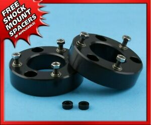 3 Front Lift Kit Spacers For 07 20 Gmc Chevy Sierra Silverado 1500 2wd 4wd 6lug