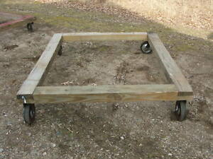Car Restoration Body Cart Dolly