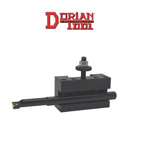 Dorian Quick Change Turning Facing And Boring Tool Post Holder Ca 2 New
