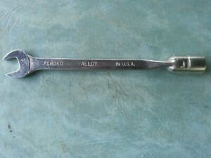 S k Tools 3 4 Combination Flex Swivel Wrench 12 Point Nice Fc 24