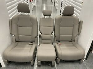 Honda Odyssey Middle Row Seats 2014