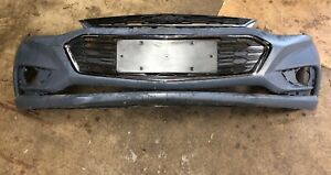 2016 2017 2018 Chevy Cruze Ls Front Bumper Cover Grilles Upper middle