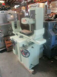 Kent 6 X 14 Model Kgs 200 Surface Grinder In Good Condition