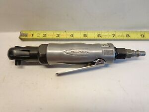 Blue Point By Snap On 1 4 Drive Air Impact Ratchet At203 Nice Used Cond