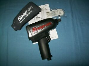 New Snap on 1 2 Dr Super Duty Magnesium Air Impact Wrench Mg725axce Open Box