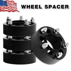 4x 2 5x4 5 To 5x5 5 Wheel Spacers For Ford F 150 Raptor Expedition Adapters