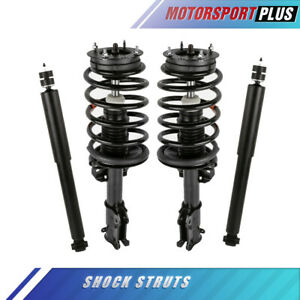 New Front Rear Shock Absorbers Struts Assembly For 05 10 Ford Mustang Base Gt