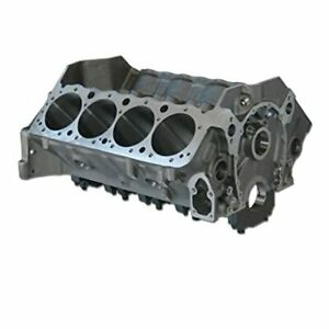 Dart 31161211 Iron Small Engine Block Fits Chevy Shp 9 025 4 000 350