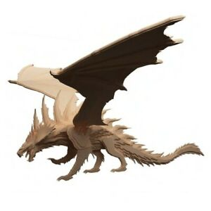 Dragon Dxf Cdr Laser Cutting Files Plan For Cnc