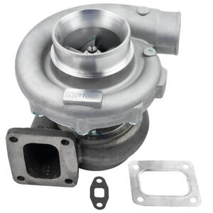 T76 Turbo Charger 96 A r Comp 80 A r Oil Cold 600 hp Floating Bearing