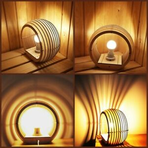 Table Lamp sphere Dxf Cdr Jpg Laser Cutting Files Plan For Cnc